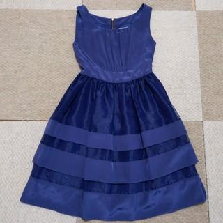 ティアラ(tiara)のTiara ワンピース ドレス(ミディアムドレス)
