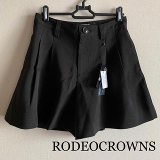 ロデオクラウンズ(RODEO CROWNS)の新品★ロデオクラウンズ★ショートパンツ★キュロット(ショートパンツ)