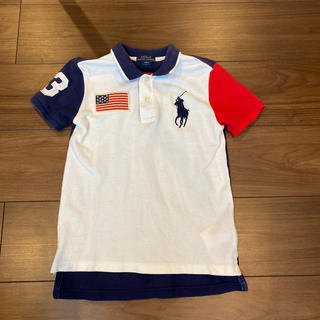 POLO RALPH LAUREN - polo boys 半袖ポロシャツ120