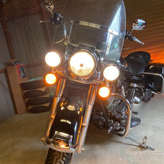 Harley Davidson - FLHRロードキング