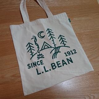 エルエルビーン(L.L.Bean)の【非売品】L.L.Bean エルエルビーン ノベルティ トートバッグ(トートバッグ)