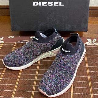 DIESEL - 新品未使用DIESELスニーカー  完売品