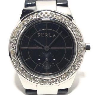 フルラ(Furla)のフルラ 腕時計 002229-03-66 レディース 黒(腕時計)