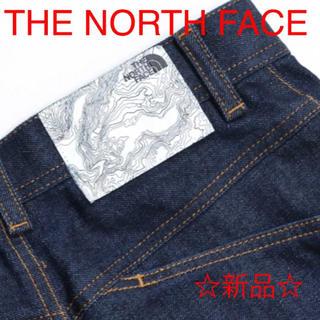 ザノースフェイス(THE NORTH FACE)のTHE NORTH FACE / ザ ノースフェイス ストレートデニム 、(デニム/ジーンズ)