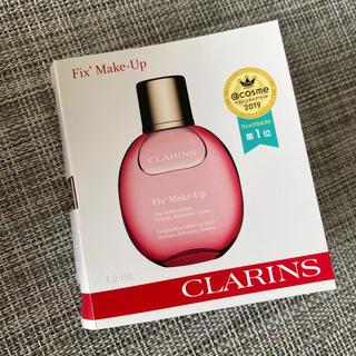 CLARINS - クラランス フィックスメイクアップ サンプル品