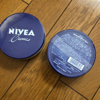 ニベア(ニベア)の新品未開封ニベアクリーム 169g   2個セットで(ボディクリーム)