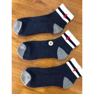 ラルフローレン(Ralph Lauren)の新品ポロラルフローレン メンズ靴下 ソックス  3足セットL(ソックス)