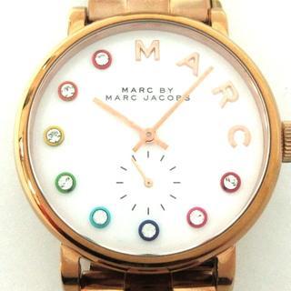 マークバイマークジェイコブス(MARC BY MARC JACOBS)のマークジェイコブス 腕時計美品  MBM3441(腕時計)