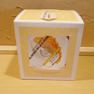 ザボディショップ(THE BODY SHOP)のアーモンドミルク&ハニー キューブギフト (ボディクリーム)