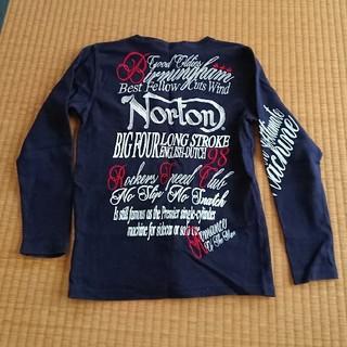 ノートン(Norton)のNorton キッズ 140 ロンT(Tシャツ/カットソー)