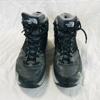 ザノースフェイス(THE NORTH FACE)のザノースフェイス 25.5 トレッキングシューズ 登山靴 トレッキング(登山用品)