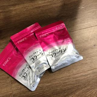 ファンケル(FANCL)のファンケル ディープチャージコラーゲン 3袋(コラーゲン)