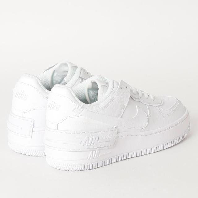 NIKE(ナイキ)の各サイズあり‼️希少限定モデル❤️ナイキ エアフォース1シャドウ❤️白 レディースの靴/シューズ(スニーカー)の商品写真