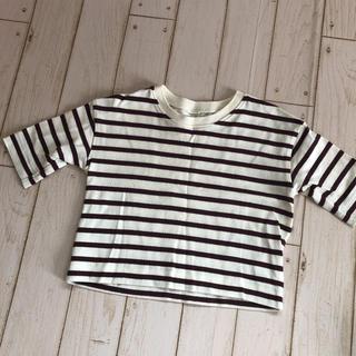 ムジルシリョウヒン(MUJI (無印良品))のトップス(Tシャツ/カットソー)