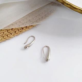 シップス(SHIPS)の再入荷#685 import pierce : SHIZUKU silver(ピアス)