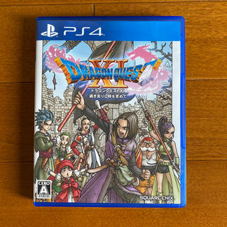 プレイステーション4(PlayStation4)のけけし様専用 ドラゴンクエスト11 PS4(家庭用ゲームソフト)