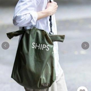 シップス(SHIPS)のエコバック(エコバッグ)