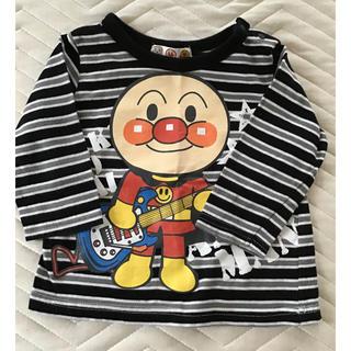 バンダイ(BANDAI)のアンパンマン ロンT 80(Tシャツ)