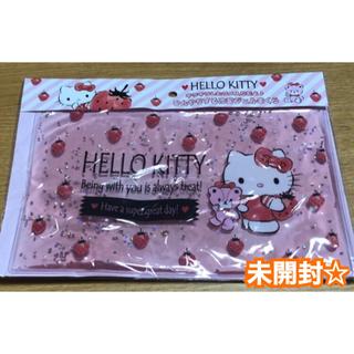 ハローキティ - 未開封☆ Sanrio キティ 冷却 ジェルまくら