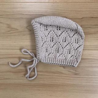 キャラメルベビー&チャイルド(Caramel baby&child )のpenoora's ボンネット(帽子)