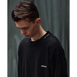 20AW WTAPS INDUSTRY / MOCK NECK / COTTON