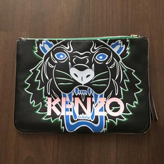 ケンゾー(KENZO)のKENZO クラッチバッグ(セカンドバッグ/クラッチバッグ)