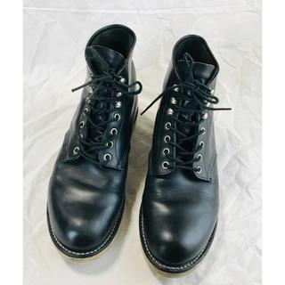 レッドウィング(REDWING)のレッドウィング ブーツ 黒 エンジニアブーツ(ブーツ)