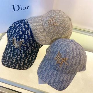 クリスチャンディオール(Christian Dior)の☆2枚10000円送料込み☆ディオール Diorロゴキャップ帽子229(キャップ)