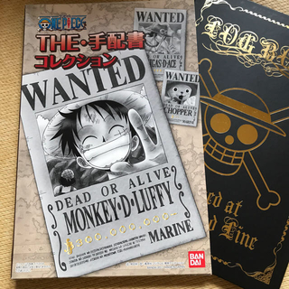 ONE  PIECE ワンピース 布アップリケ?6種類 コレクション (その他)