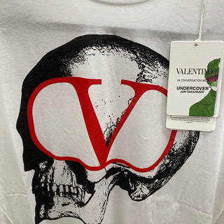 VALENTINO - valentino undercover Tシャツ