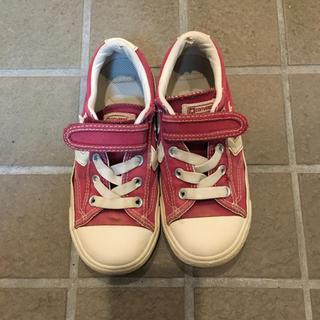 コンバース(CONVERSE)のコンバース  キッズ スニーカー  シューズ 靴 オールスター 18cm(スニーカー)