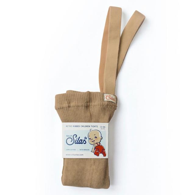 Caramel baby&child (キャラメルベビー&チャイルド)のsilly silas シリーサイラス タイツ 肩紐付きタイツ レギンス  キッズ/ベビー/マタニティのこども用ファッション小物(靴下/タイツ)の商品写真