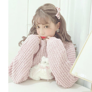 Swankiss - HB meow knit O/P
