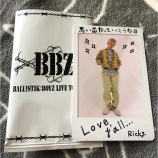 エグザイル トライブ(EXILE TRIBE)のBALLISTIK BOYZ グラフィティーフォトカード/奥田力也(ミュージシャン)