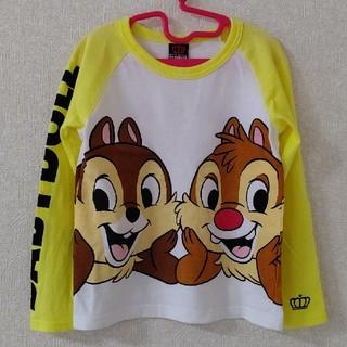 ベビードール(BABYDOLL)のBABYDOLL/ チップとデール 長袖 Tシャツ ディズニー /120cm(Tシャツ/カットソー)