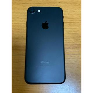 Apple - 訳あり iPhone7 32GB SIMフリー black