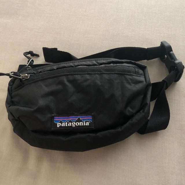 patagonia(パタゴニア)のpatagonia Ultralight Black Hole mini Hip レディースのバッグ(ボディバッグ/ウエストポーチ)の商品写真
