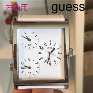 GUESS - お洒落なGUESS腕時計 新品未使用     特別価格