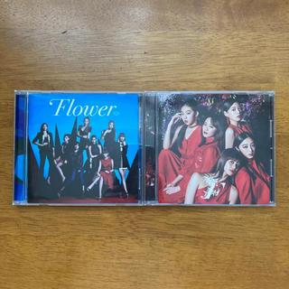 フラワー(flower)の★バラ売り可★ Flower CDアルバム Flower + F 2枚セット(ポップス/ロック(邦楽))