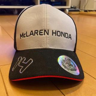 マクラーレン(Maclaren)のマクラーレンホンダF1 チームキャップ2016(キャップ)