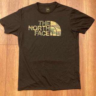 THE NORTH FACE - ノースフェイス Tシャツ 迷彩 カモフラ
