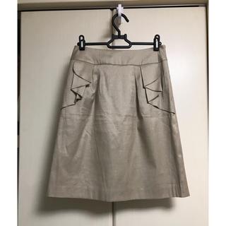 スーナウーナ(SunaUna)のsunauna / スカート 38 スーナウーナ(ひざ丈スカート)