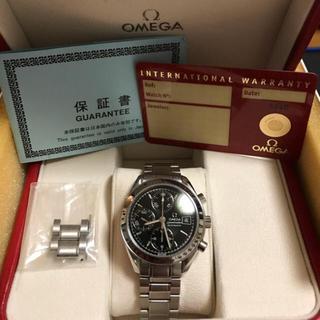 OMEGA - 付属品付き オメガ スピードマスター デイト3513.50 メンズ 自動巻