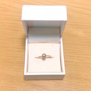 サマンサティアラ(Samantha Tiara)のサマンサティアラ Perfect heart flower リング(リング(指輪))