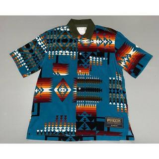 サカイ(sacai)のR2)19ss SACAI ペンドルトン 半袖シャツ 3    20(シャツ)
