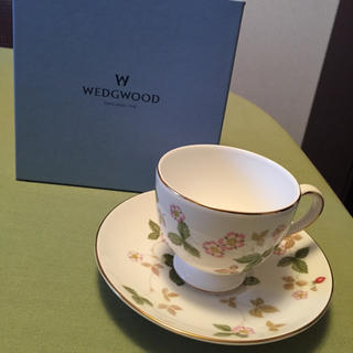 ウェッジウッド(WEDGWOOD)のウェッジウッド ティーカップ(食器)