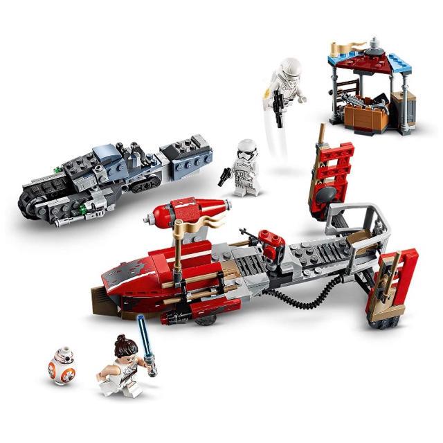 Lego(レゴ)の【新品未使用】レゴ スターウォーズ パサアナのスピーダーチェイス 75250 キッズ/ベビー/マタニティのおもちゃ(知育玩具)の商品写真