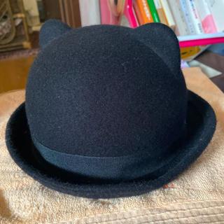 エイチアンドエム(H&M)のH&M 猫耳ハット(帽子)