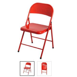 Supreme - supreme chair イス 椅子 red 赤 新品 未使用
