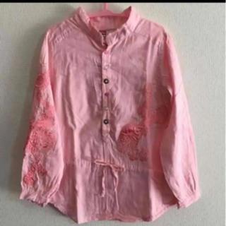 ディーゼル(DIESEL)の美品 110㎝ ディーゼル ピンクシャツ(Tシャツ/カットソー)
